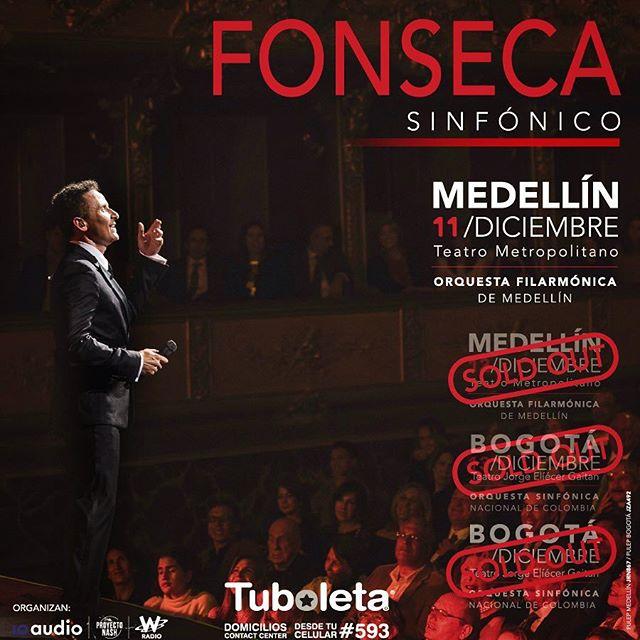 Photo of Sold Out en boletos para Fonseca Sinfónico