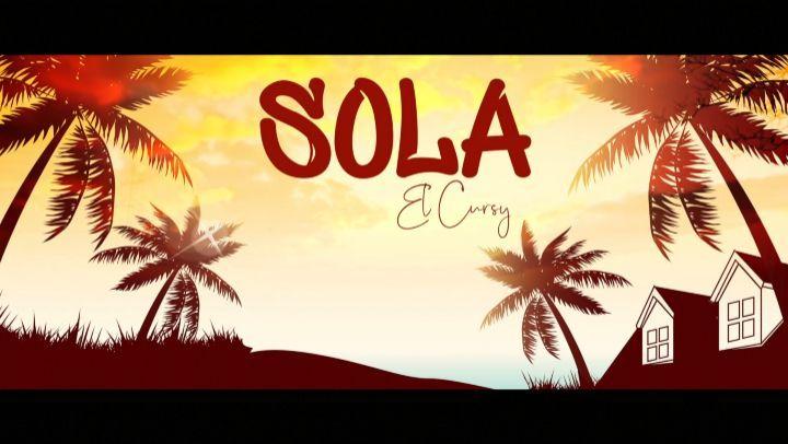 Photo of El Cursy estrena su nuevo tema 'Sola'