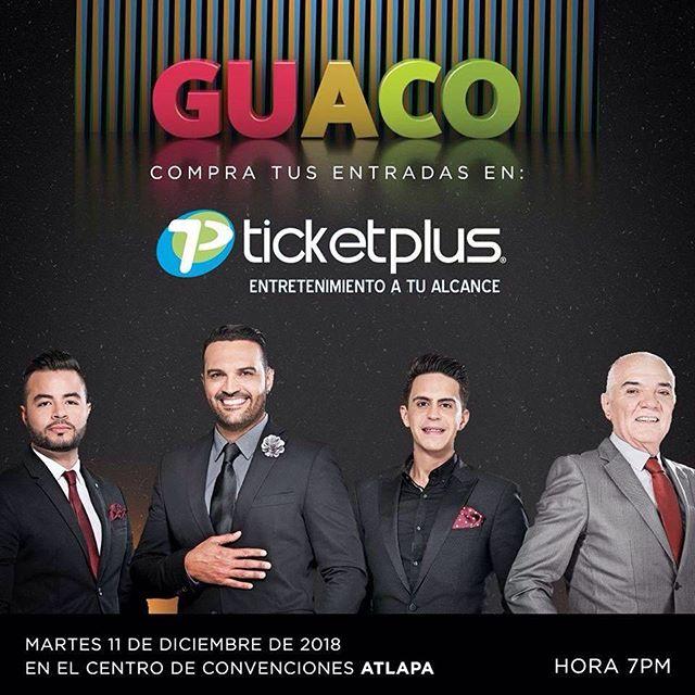 Photo of Guaco en concierto en Panamá