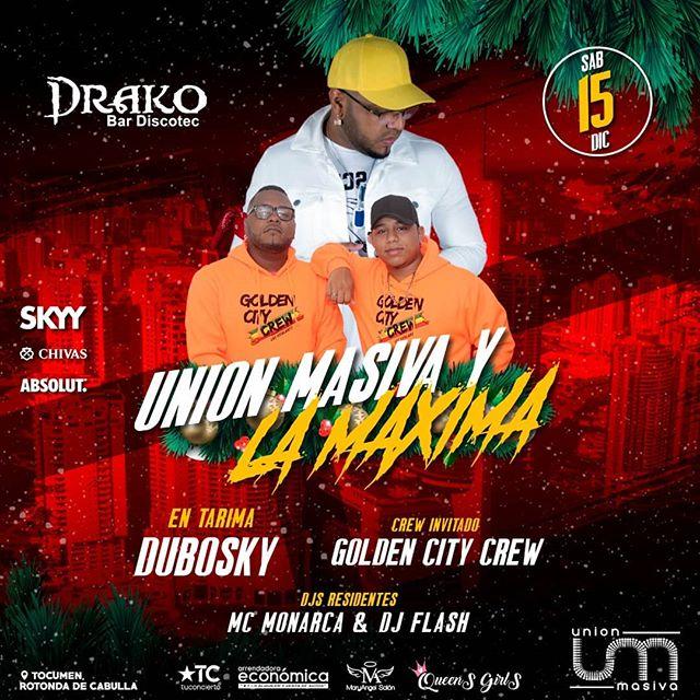 Photo of Unión Masiva y La Máxima en Drako Bar Discotec