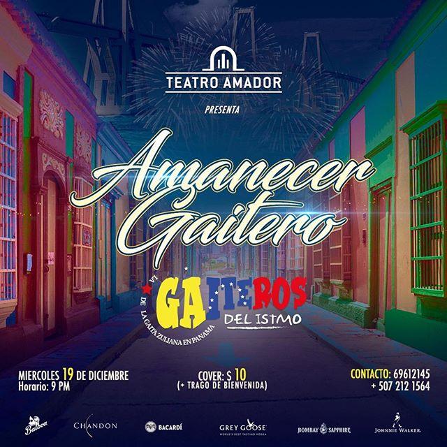 Photo of Amanecer Gaitero en Teatro Amador