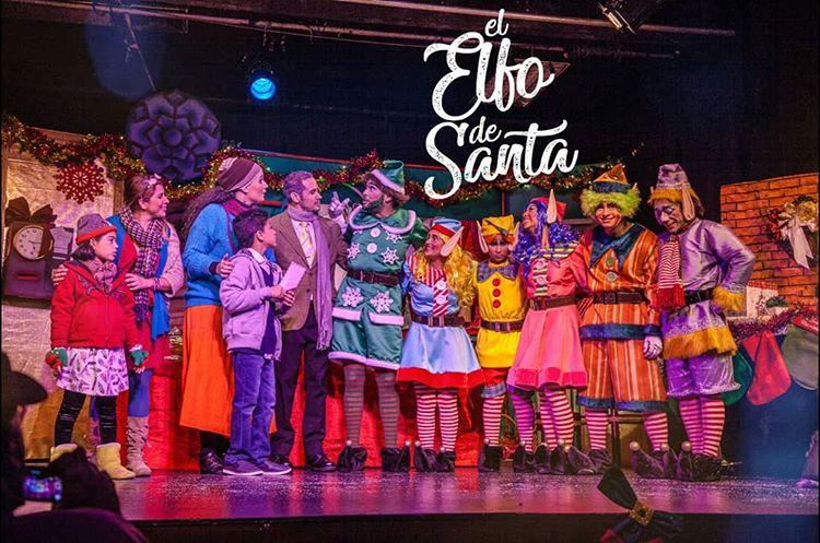 Photo of Obra el «Elfo de Santa» en Teatro la Estación