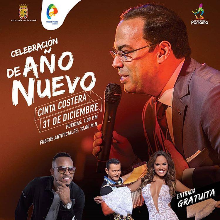 Photo of Celebración de Año nuevo en la Cinta Costera