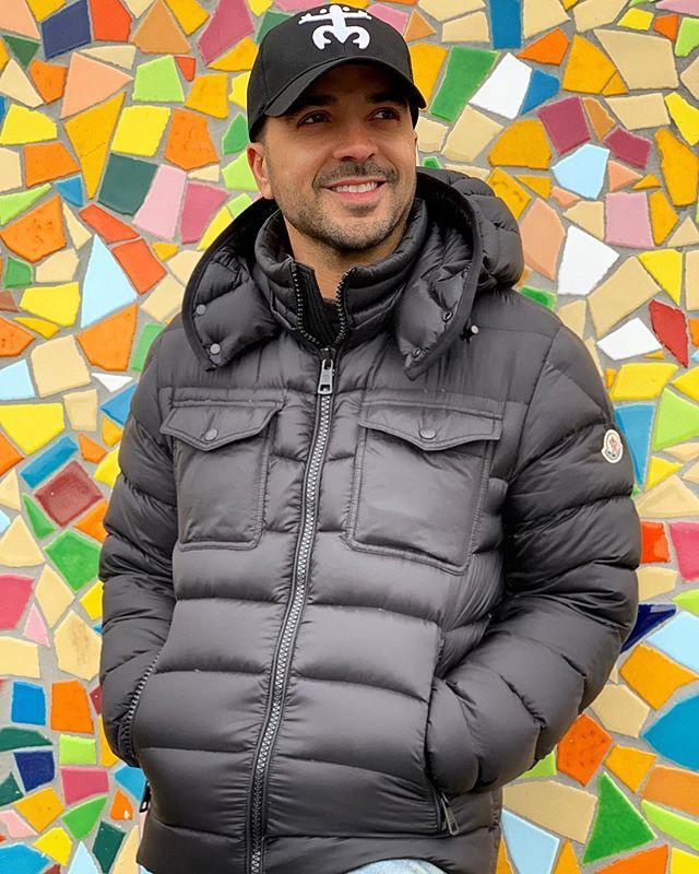 Photo of Luis Fonsi compartió con Eros Ramazzotti