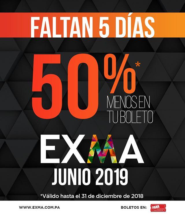 Photo of EXMA 2019 en Panamá