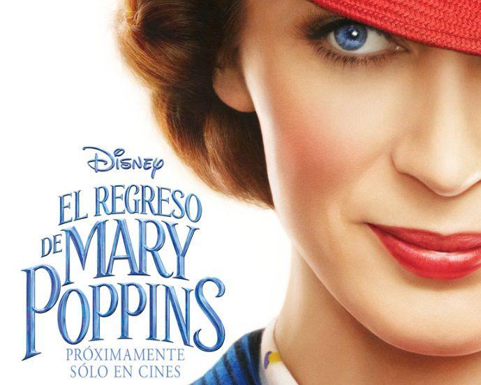 Photo of 'El regreso de Mary Poppins'' en las salas de cines en Panamá