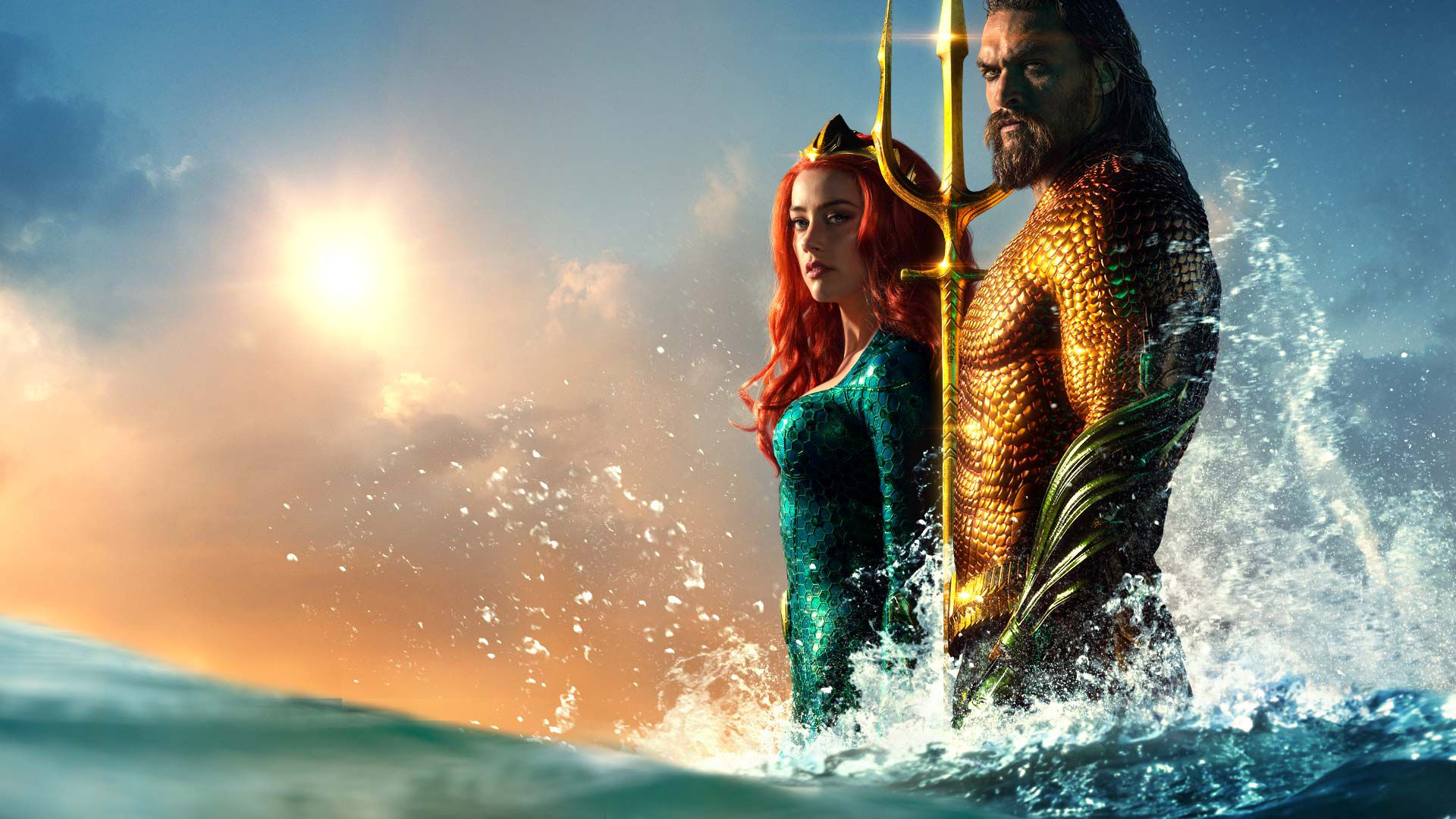 Photo of Aquaman sigue liderando taquillas