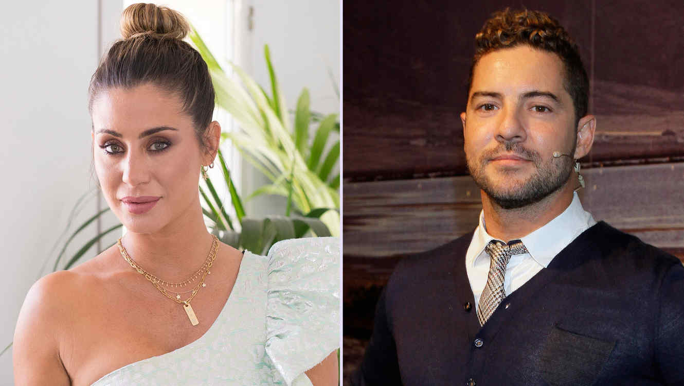 Photo of David Bisbal se cuela en la boda de Elena y Javier?
