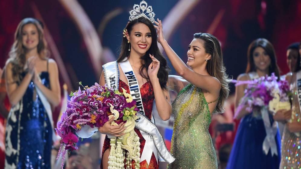 Photo of Miss Filipinas es Miss Universo 2018