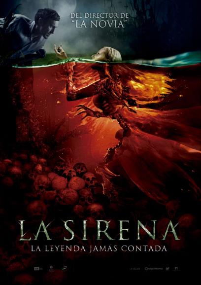 Photo of 'La sirena: La leyenda jamás contada' en Cinemark