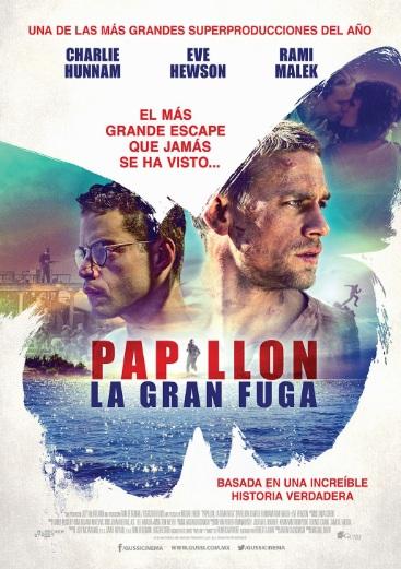 Photo of Jueves de estreno 'Papillon: La gran fuga'