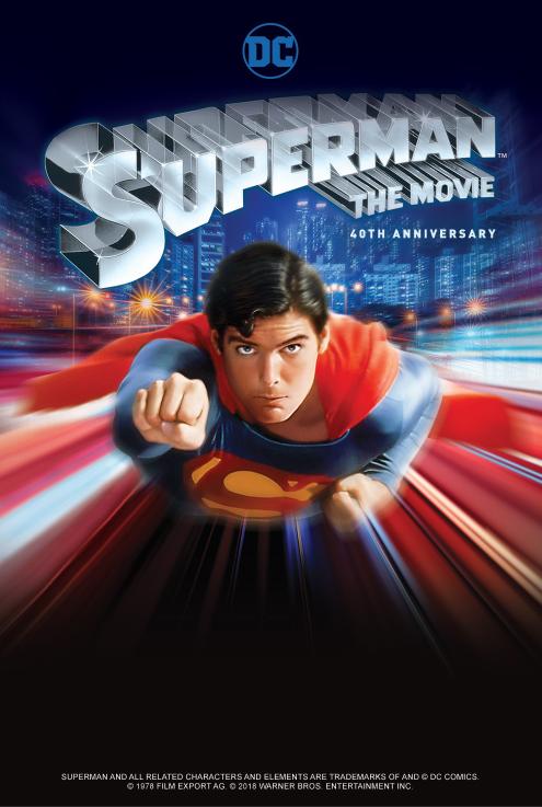 Photo of Especial de Superman: 40 aniversario en Cinemark