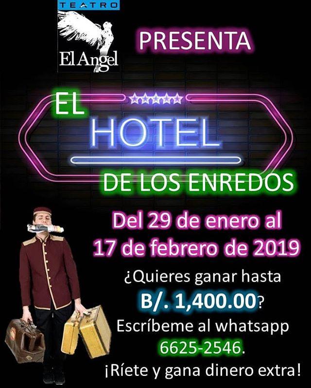 Photo of Obra 'El Hotel de los Enredos'
