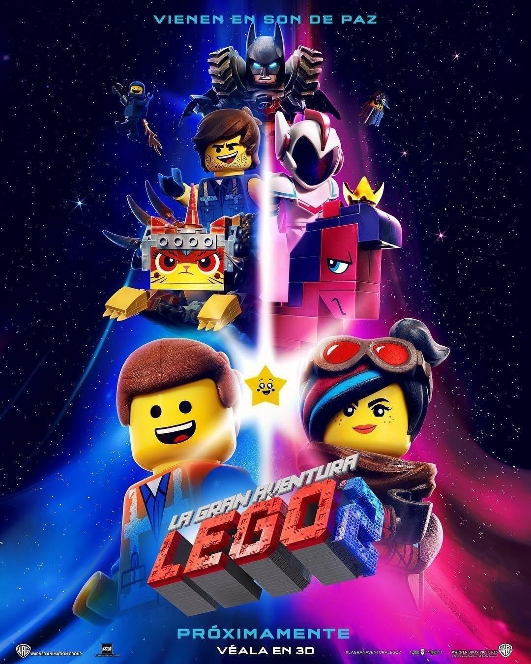 Photo of «La Gran Aventura LEGO 2» estrena trailer oficial