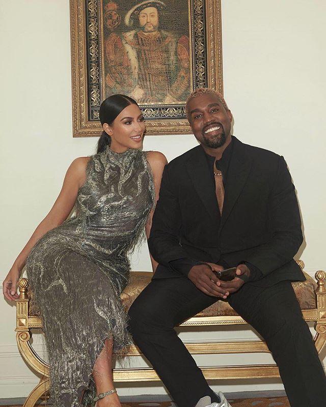 Photo of Kim Kardashian y Kanye West esperan un bebé
