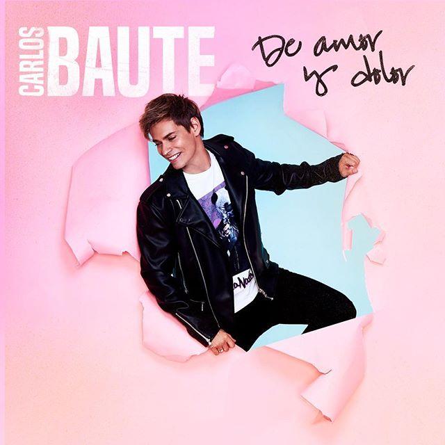 Photo of Carlos Baute anuncia fecha de su nuevo disco