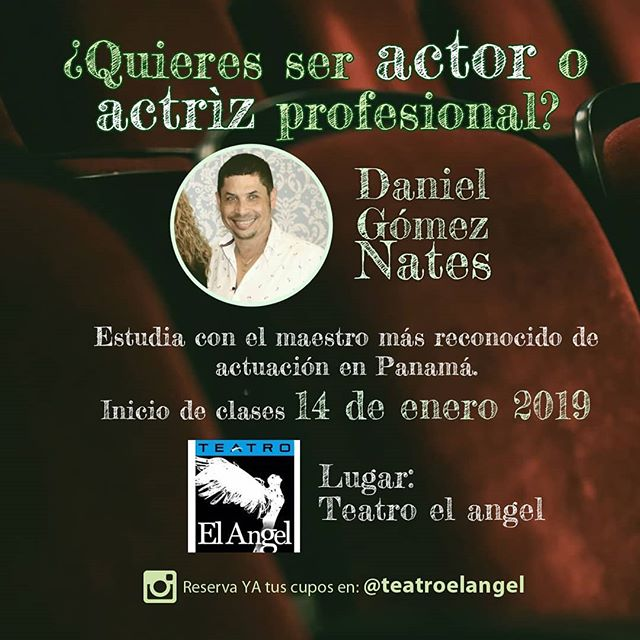 Photo of Curso de verano de actuación en Teatro el Ángel
