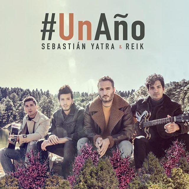 Photo of Sebastián Yatra y Reik presenta tema 'Un Año'