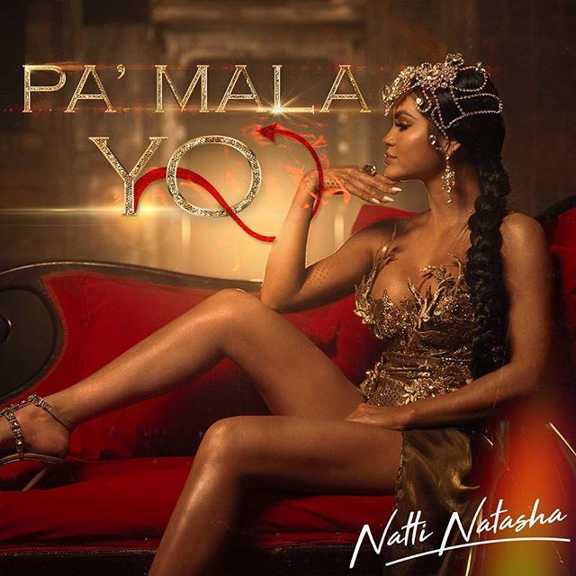 Photo of Natti Natasha lanza su nuevo tema 'Pa´Mala Yo'