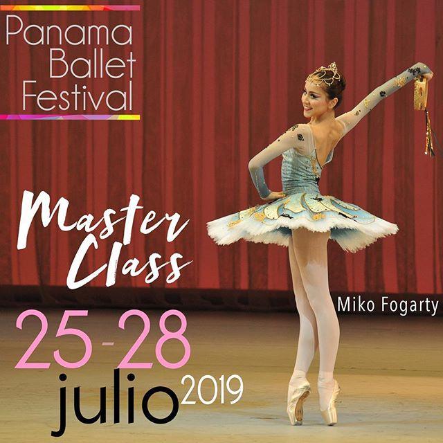 Photo of Panamá Ballet Festival 2019