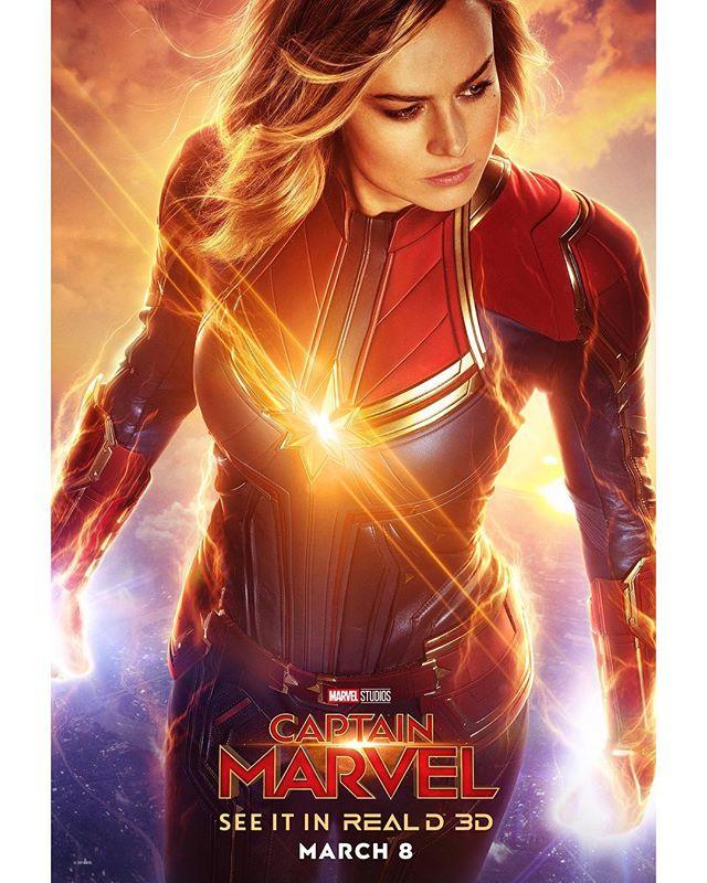 Photo of Un nuevo vistazo a 'Capitana Marvel'
