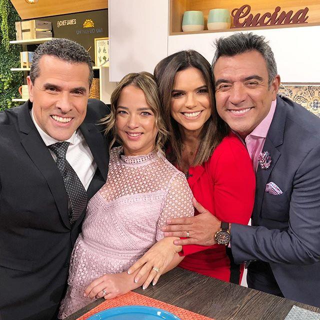 """Photo of Adamari López regresa al programa """"Un Nuevo Día"""""""