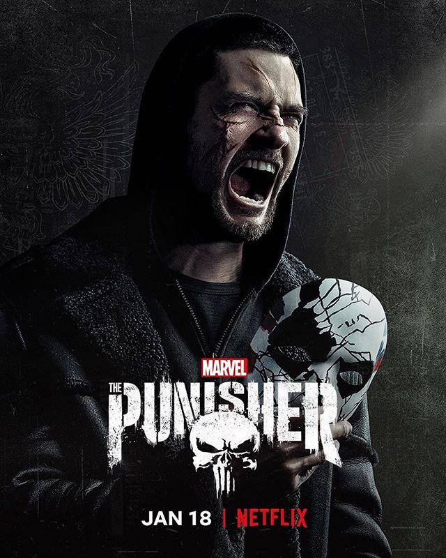 Photo of «Marvel – The Punisher» lanza trailer oficial