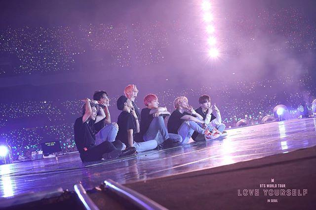 Photo of Única función del concierto 'BTS: Love yourself'