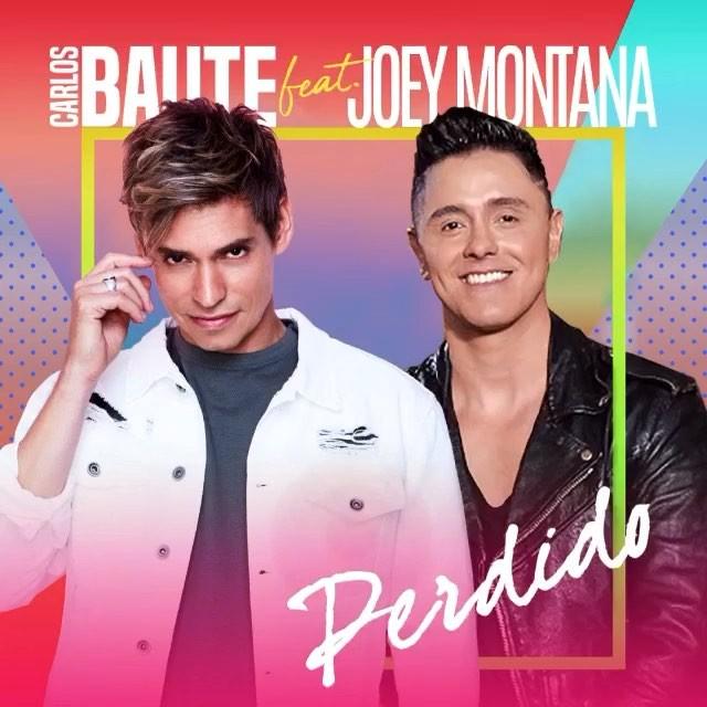 Photo of Carlos Baute junto a Joey Montana presentan 'Perdido'