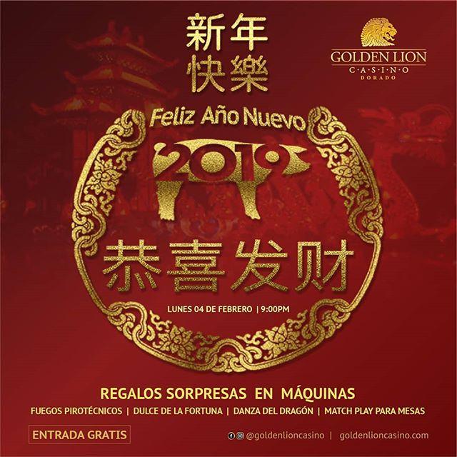 Photo of Golden Lion se prepara para celebrar 'El año nuevo chino'
