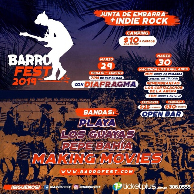 Photo of Barro Fest 2019