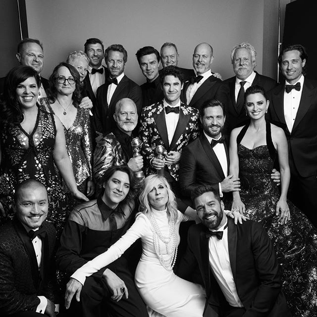 Photo of Globo de Oro para «The Assassination of Gianni Versace: American Crime Story»