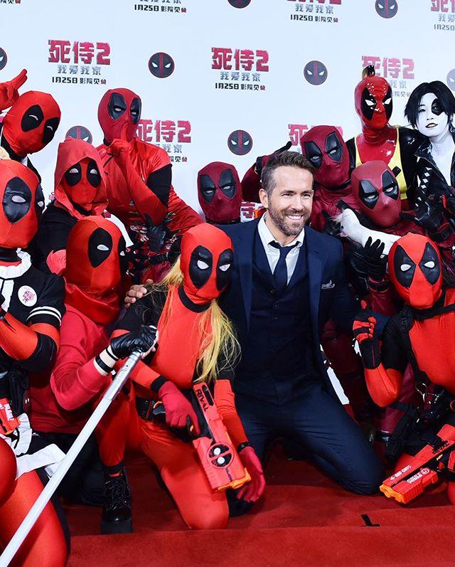Photo of Ryan Reynolds anunció que habrá tercera parte de Deadpool
