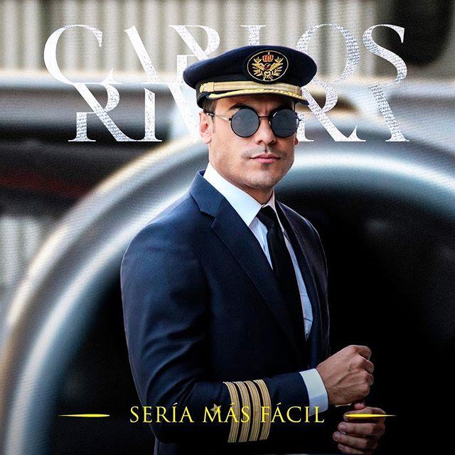 Photo of 'Sería más fácil' es el nuevo single de Carlos Rivera