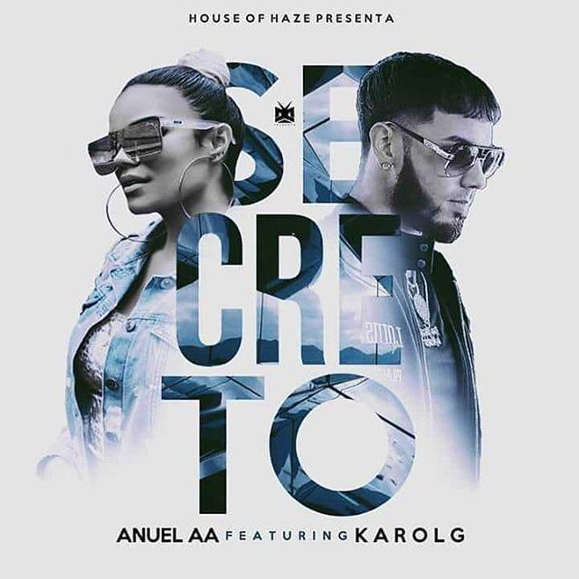 Photo of Anuel AA y Karol G estrenaron 'Secreto'