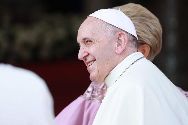 Photo of El papa Francisco ya esta en Panamá
