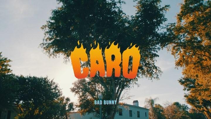 Photo of Bad Bunny lanza vídeo de 'Caro'
