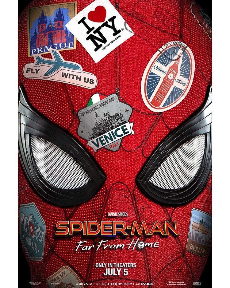 Photo of Estreno del trailer de 'Spider-Man: Lejos de casa'