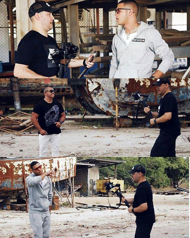 Photo of Comando Tiburón, Mista Bombo y El Boza en Remix de J Balvin