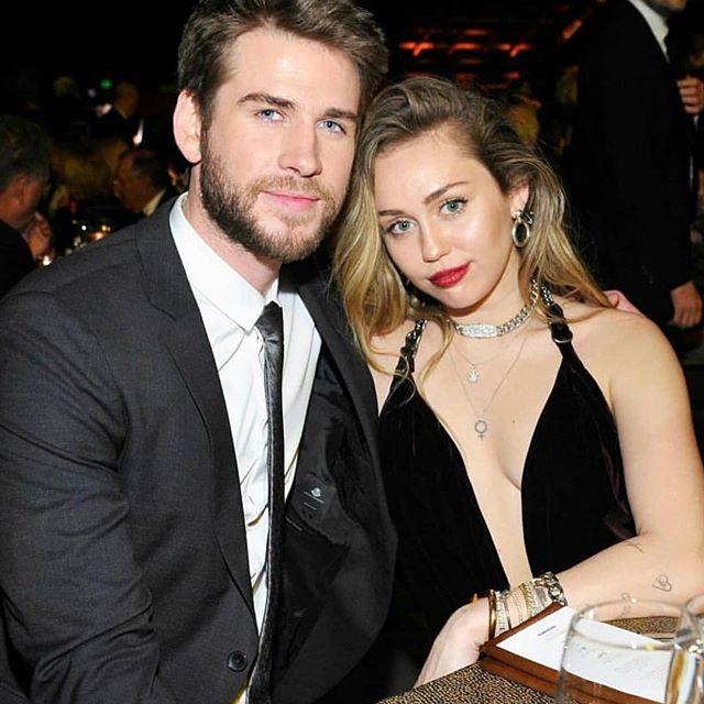 Photo of Liam Hemsworth y Miley Cyrus más enamorados que nunca