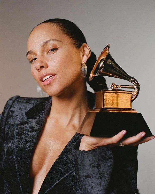 Photo of Alicia Keys será la presentadora de los Grammy