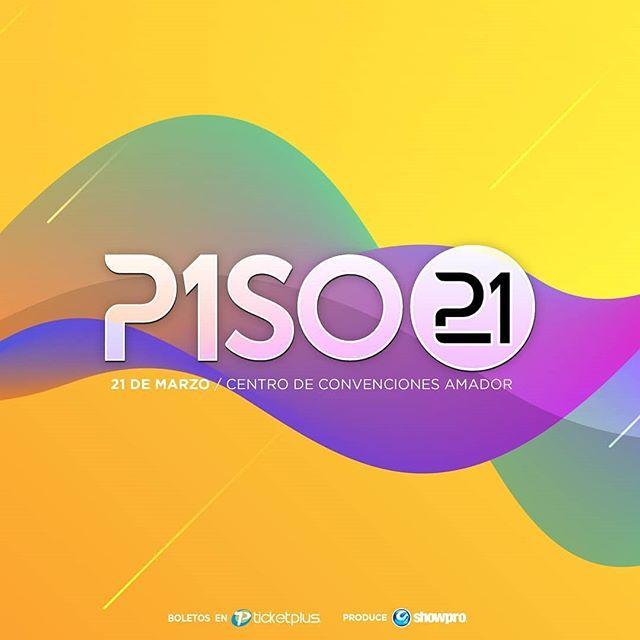Photo of Boletos para concierto de Piso 21 en Panamá