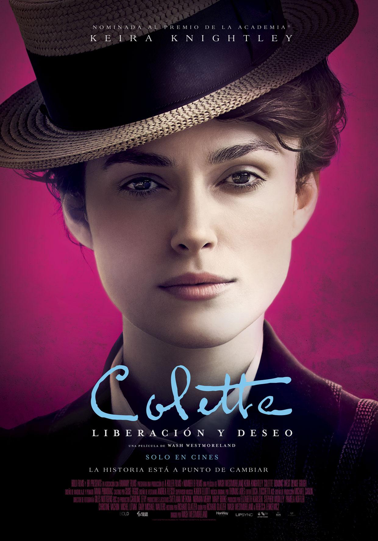 Photo of Lanzan trailer de 'Colette: Liberación y Deseo'