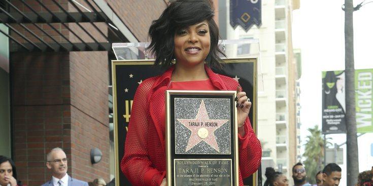 Photo of Taraji P. Henson recibe estrella en el paseo de la fama en Hollywood
