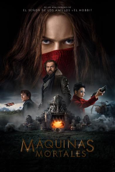 Photo of 'Máquinas Mortales' en Cinemark