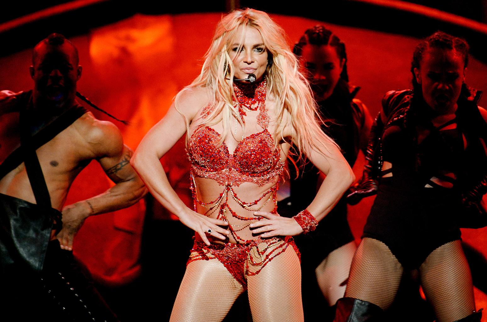 Photo of Britney Spears se retirará de los escenarios