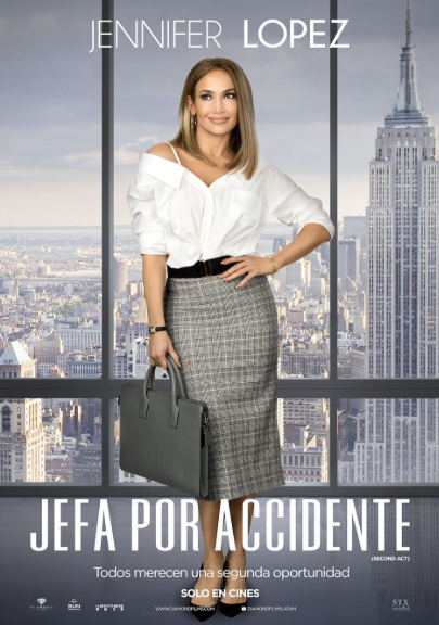 Photo of 'Jefa Por Accidente' en jueves de estreno