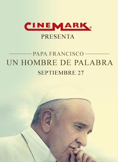 Photo of Función especial de 'Papa Francisco: Un hombre de palabra'