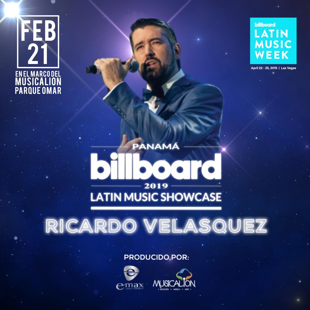 Photo of Billboard Latin Music Showcase escoge Panamá para la apertura de su Gira 2019