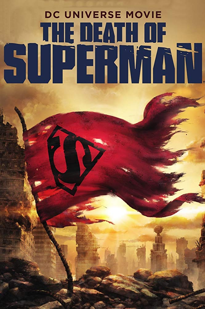 Photo of 'The Death of Superman' en Cinemark